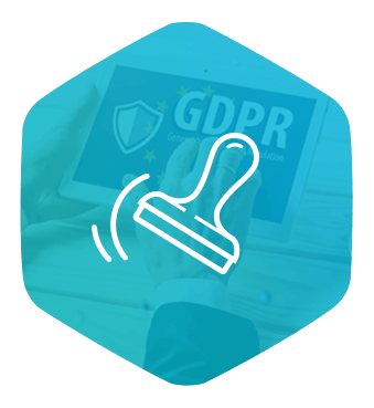 Security and compliance icon